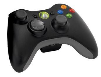 XBox 360 Wireless Controller (schwarz) für 20€! *UPDATE* wieder da, Beeilung