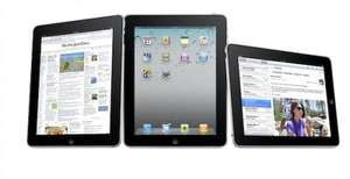 Ab 10 Uhr: Apple iPad 64GB mit Wifi und UMTS für nur 385€ - begrenzte Stückzahl!