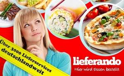 8 statt 16 Euro - Lieferando.de Gutschein *UPDATE* nun bei Pro7 Deals