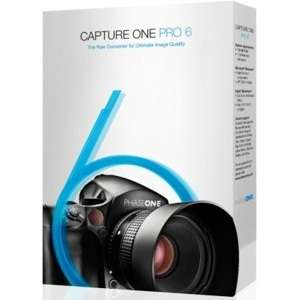 Capture One Express 6 (RAW-Konverter) kostenlos statt 100€! *Update*