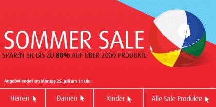 Günstige Kleidung beim MandMDirect Sommer Sale in Kombi mit Gutscheinen