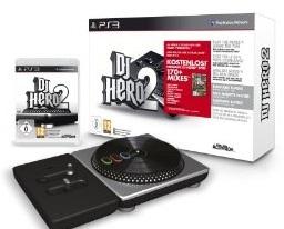 DJ Hero 2 + Turntabel Controller (+ DJ Hero 1) für 19€ *UPDATE*
