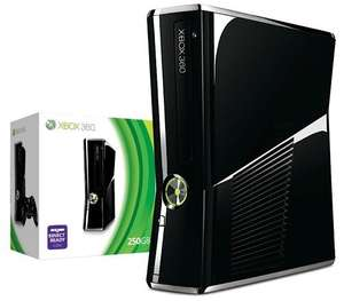 Super! XBox 360 Slim 250GB für nur 174€ statt 209€ bei Amazon UK