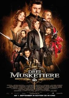 """Kostenlose Kinokarten zu """"Die Drei Musketiere"""" 2011"""