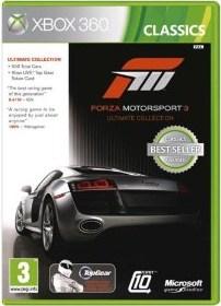 Gran Turismo 5 für 17€ und Forza 3 Ultimate für 11€