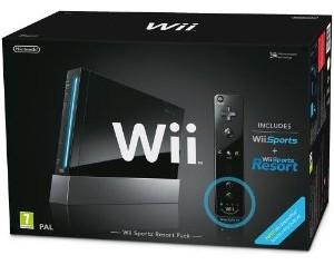 Nintendo Wii Konsole für 115€ statt 130€ bei Amazon UK