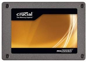SSD-Speicher: Crucial RealSSD C300 128GB für 110€ (ab Mittag)