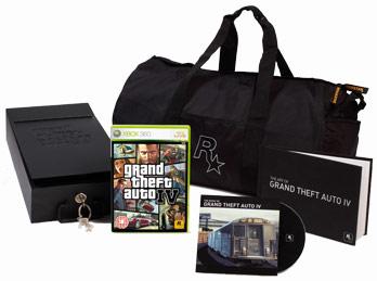 [X360, PS3] GTA IV Special Edition für 37€ aus England