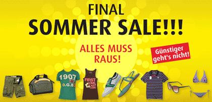 Final Summer Sale bei MandMDirect + Gutscheine