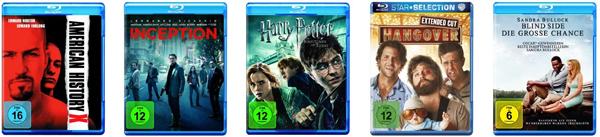 4 Blu-rays für 30 Euro - Sehr gute Filme dabei *UPDATE* auch 3 Blu-Rays für 20 Euro