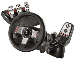 Logitech G27 Racing Wheel (PC / PS3) für 170€