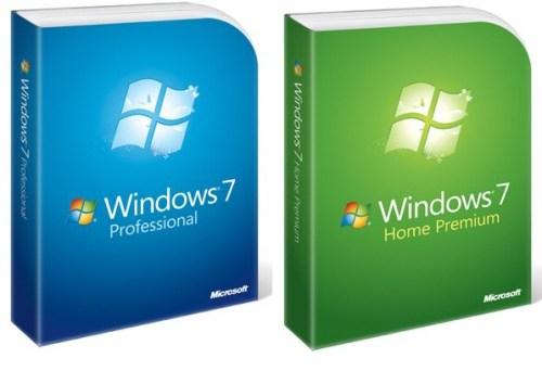 Windows 7 Professional 32bit für 52€ / Home Premium 64bit für 55€ *UPDATE* sogar ab 50€