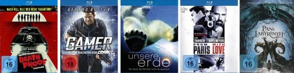32 Blu-Rays für je 8,99 Euro bei Amazon