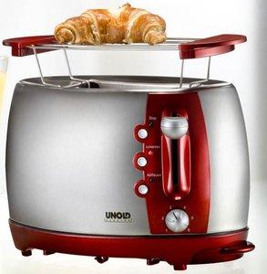 Toaster Unold 38113 Wave für 16€