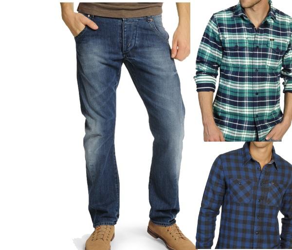 Durch 20€ Dress-for-Less Gutschein zwei Lee Hemden um 45€ uvm. *Update* Neuer Gutschein bei DailyDeal