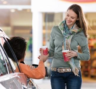 Diesen Samstag 1 Tasse VIVA Kaffee gratis bei OMV Tankstellen