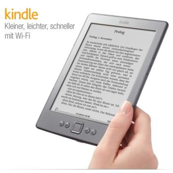Amazon Kindle (US-Version) für 79€ statt 99€ *Update*