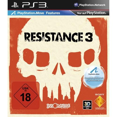 Resistance 3 (PS3) für 26 Euro statt 40 Euro *Update* Play.com etwas günstiger