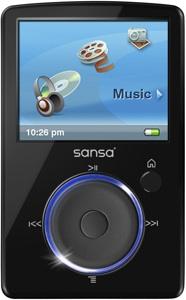 SanDisk Sansa Fuze 4GB für 50€ bei Amazon *UPDATE*