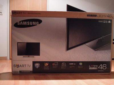 Samsung D6xxx Serie hat ein deutlich schlechteres 3D Bild als angegeben - 150€ Kulanzgutschrift möglich