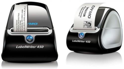 100€ Cashback auf den Dymo Labelwriter 450 + 6 Etikettenrollen