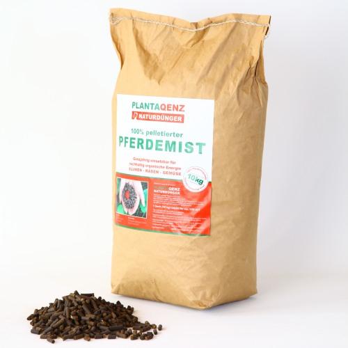 Lustig: 100% pelletierter Pferdemist für nur 9,99€!