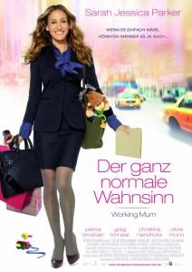 """2x Kinotickets zu """"Der ganz normale Wahnsinn - Working Mum"""" für ~1,28 Euro"""