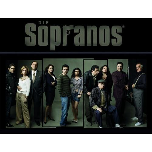 Die Sopranos - Die ultimative Mafiabox (28 DVDs) für 65 Euro *UPDATE* Jetzt für 53 Euro
