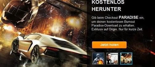 Burnout Paradise Ultimate Box (PC) kostenlos downloaden