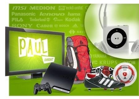 30€ PaulDirekt Gutschein für 10€ bei Groupon