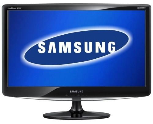 """Samsung SyncMaster B2430L (23,6"""" Full-HD Monitor) für 119€ statt 136€"""