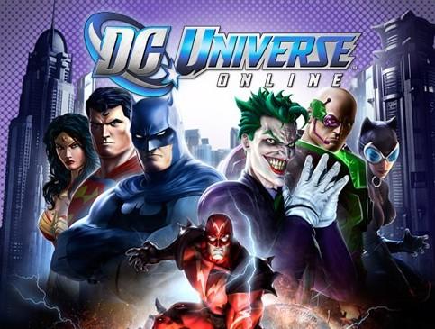 DC Universe Online jetzt Free2Play (für PS3 und PC)