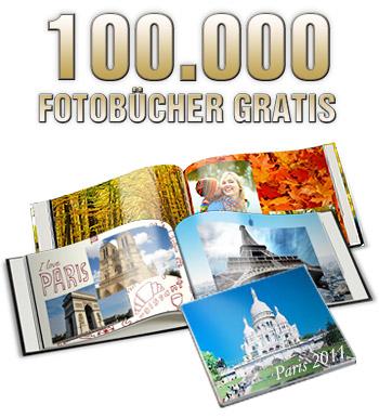 24-seitiges Hardcover Fotobuch für 5 Euro