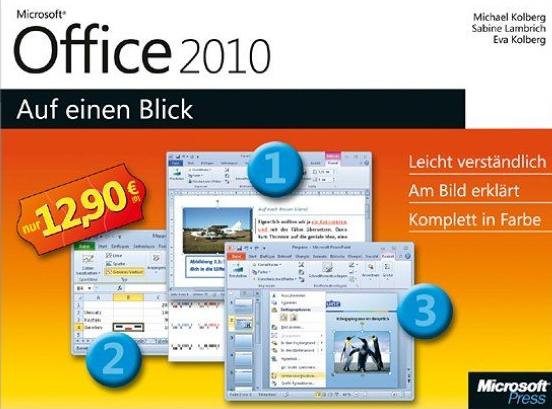 Kostenloses Microsoft Office 2010 E-Book