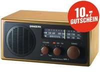 Retro Radio Sangean WR-1 für 49€