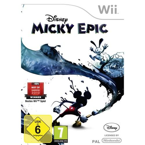 Akte X - Complete Box (53 DVDs) für 58 Euro und Disney Micky Epic für 18 Euro