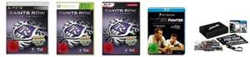 Tag 3 im Amazon Adventskalender mit Saints Row 3, The Fighter, ...