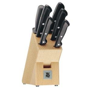 WMF Messerblock Classic Line (7 Messer) für 60€ bei Amazon