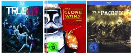 Amazon Konter auf Saturn Prospekt viele Blu-rays für 7,99€ und weitere Blu-ray Boxen ab 26,99€
