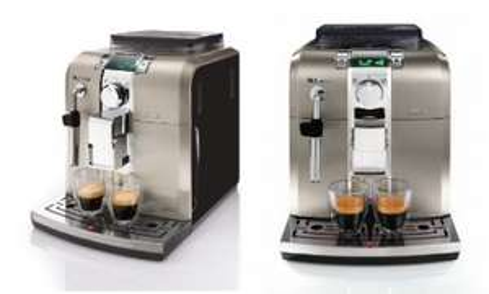 331€ für Philips Saeco HD 8836/11 Kaffeevollautomat