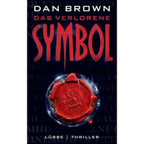 """Buch Schnäppchen: """"Dan Brown - Das verlorene Symbol"""" (gebunden, 760 Seiten) für nur 2,99€ statt 26€! *Update* 6,50€ nach AT"""
