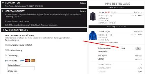 Neuer H&M 25% Gutschein + 5 Euro Rabattcode (kombinierbar!) *Update* auch im Sale nutzbar!