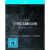 Ein paar Blu-Rays zu guten Preisen: Inception, Stieg Larsson's - Millenium Trilogie, Star Wars - The Clone Wars
