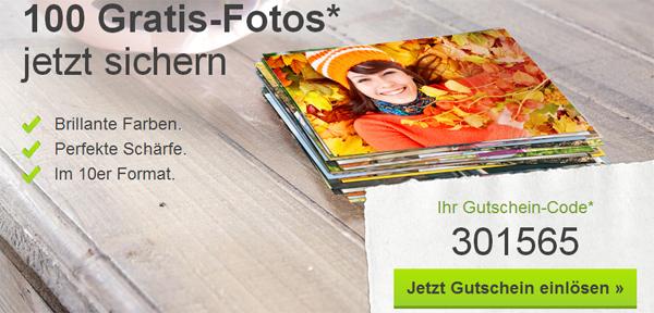 100 Fotoabzüge für 0,00€ + 2,99 € Versand -> auch für Bestandskunden *Update* wieder da!