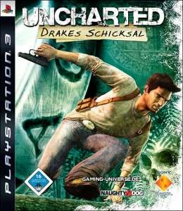 [PS3] Uncharted für 25€