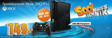 Xbox 360 Slim (250GB) für 149 Euro *Update* Jetzt bei Amazon!!!