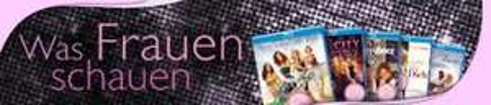 DVD- und Blu-ray-Aktionen bei Amazon - Frauenfilme, günstige Blu-rays & Oscar-Highlights