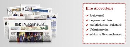 Tagesspiegel-Halbjahresabo + 2 Kinokarten gratis und ohne Kündigung für Studenten *Update*