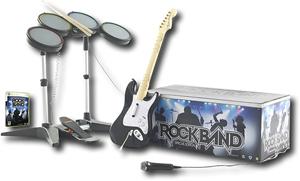 Rock Band Bundle + Rock Band Produkt für insgesamt 100€ bei Amazon