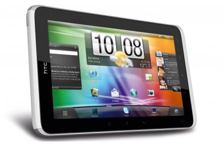 7-Zoll-Tablet HTC Flyer mit 16 GB für 236 € statt 327 € *Update* jetzt für 233 € bei Amazon UK